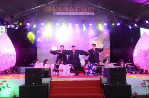 Jetstar Pacific mang văn hoá Nhật lên sân khấu
