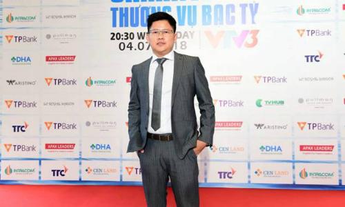 Ông Nguyễn Mạnh Dũng -Giám đốc quỹ đầu tư CyberAgent Việt Nam và Thái Lan.