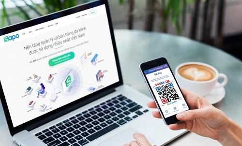 Tích hợp QR Code giúp cả người mua và chủ cửa hàng thanh toán nhanh gọn và dễ quản lý.