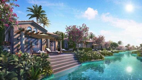 Giá bán biệt thự Novahills Mũi Né được công bố ở mức dưới 8 tỷ đồng mỗi căn.