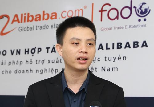 Ông Phạm Đạt - Tổng giám đốc Fado