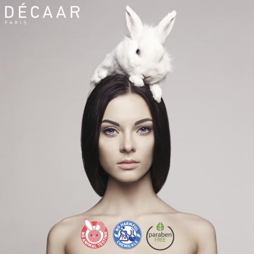 Décaar Paris sử dụng nguyên liệu tự nhiên để tạo ra mỹ phẩm.