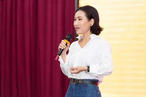 Bà Nguyễn Thị Thu Hiền, Chủ tịch Tập đoàn IMG.