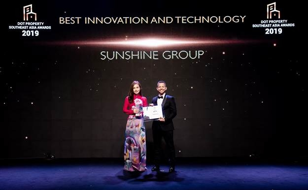 Sunshine Group giành giải thưởng bất động sản Đông Nam Á - 1