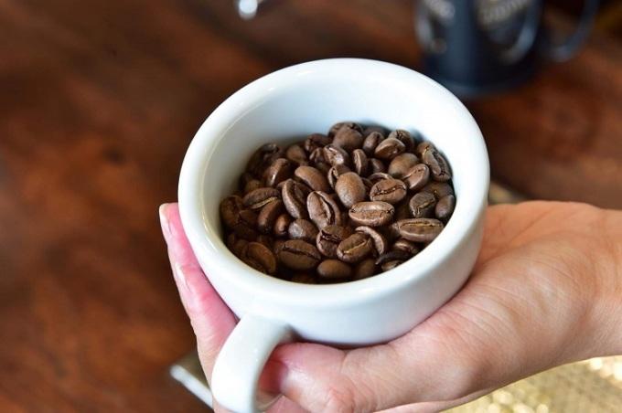 Sản phẩm cà phê đặc sản của Shin Cà phê.