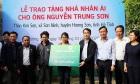 Vietcombank tặng nhà cho hộ khó khăn