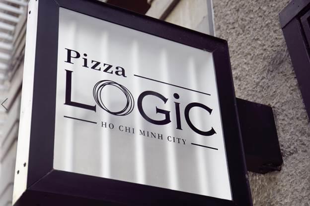 Nhà hàng Pizza Logic tại TP.
