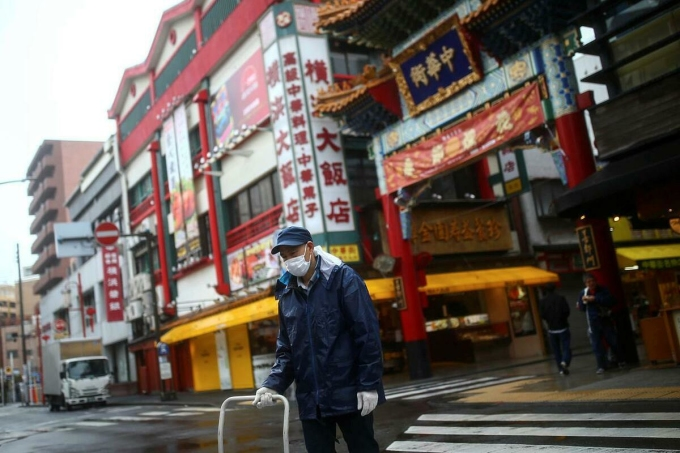 An emergency pushed Japan closer to a recession
