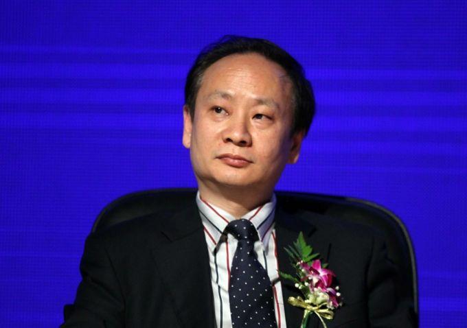 Ông Xu Hang, Nhà sáng lậpMindray Bio-Medical Electronics. Ảnh: Bloomberg