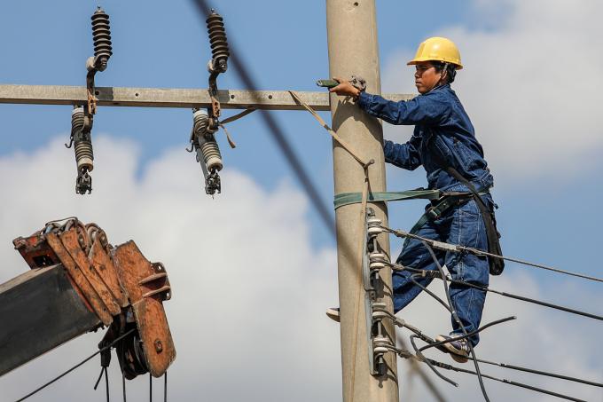 Hoá đơn tiền điện bất ngờ tăng vọt