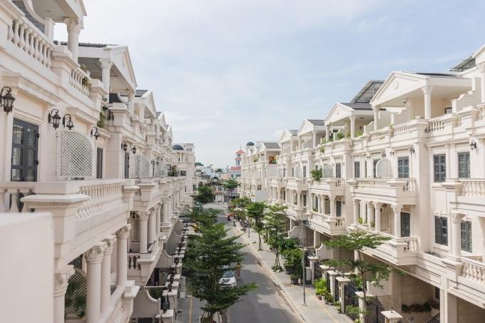 Nhà liền thổ Bắc Sài Gòn giữ nhiệt