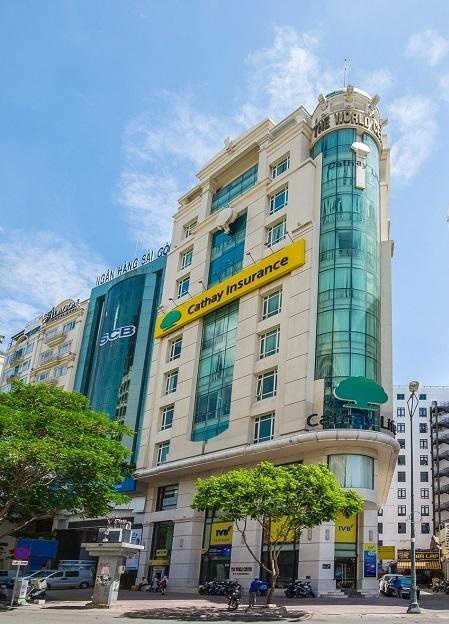 Trụ sở công ty Cathay Việt Nam.