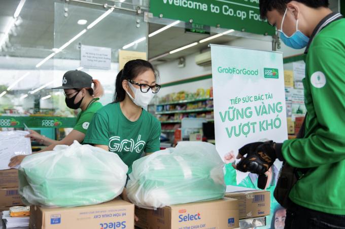 CEO Grab Việt Nam: