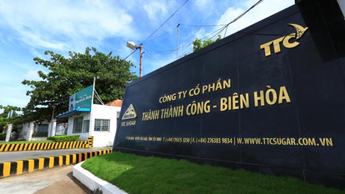 Thành Thành Công - Biên Hòa ghi nhận doanh thu 9.122 tỷ đồng