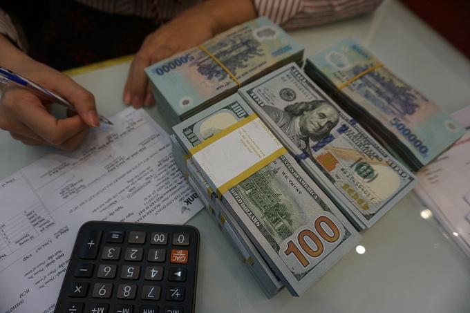 USD tăng giá đầu tuần