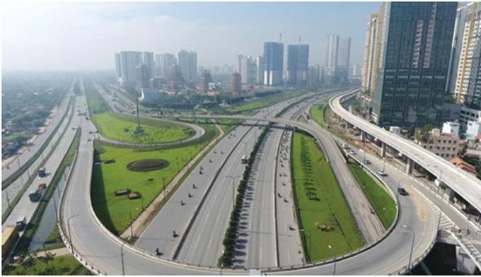 TP HCM đầu tư mạnh cho hạ tầng khu phía Đông.