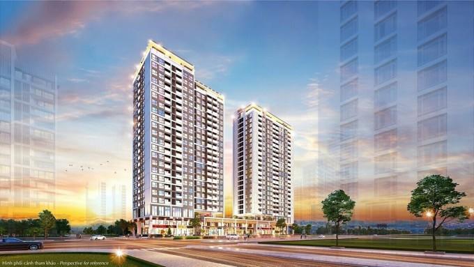The Antonia bao gồm 2 khối nhà, tổng số lượng căn hộ tương đối hữu hạn chỉ 366 căn, trong đó, số lượng căn hộ 2 phòng ngủ chiếm khoảng 76,5%, 21,8% là căn hộ 3 phòng ngủ và 6 căn penthouse.