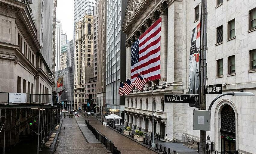 Lý do chứng khoán Mỹ tăng bất chấp số liệu kinh tế tồi tệ - VnExpress