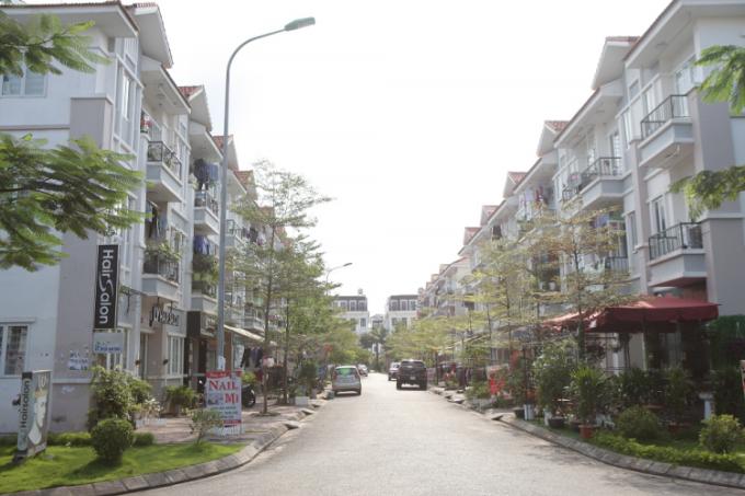 Không gian sống hiện đại tại dự án nhà ở xã hội Pruksa Town