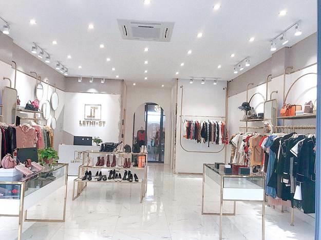 Cửa hàng của Lethi-ST tại Thái Nguyên.