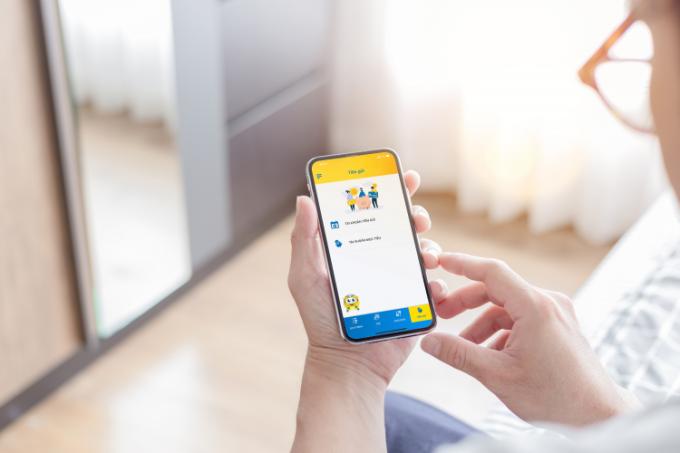 Nam A Bank tăng ưu đãi giao dịch trực tuyến