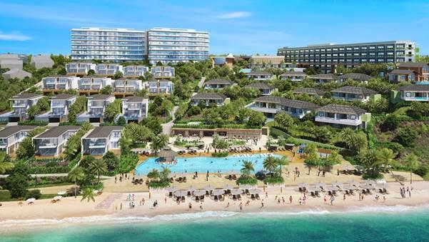 105 căn Sky villas nằmtrên cung đường triệu đô thành phố Phan Thiết.