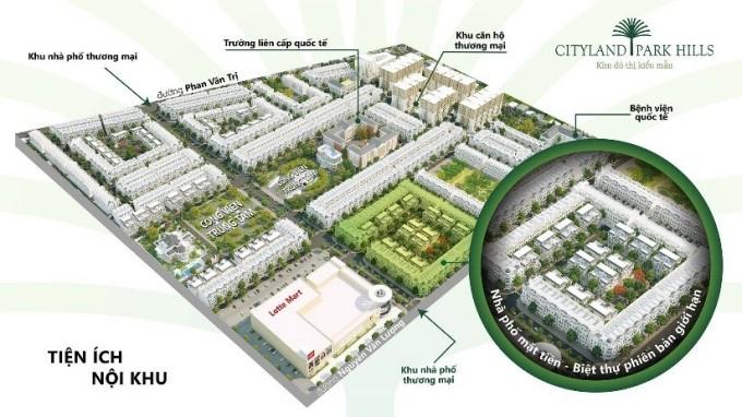 CityLand tạo không gian gia đình đa thế hệ