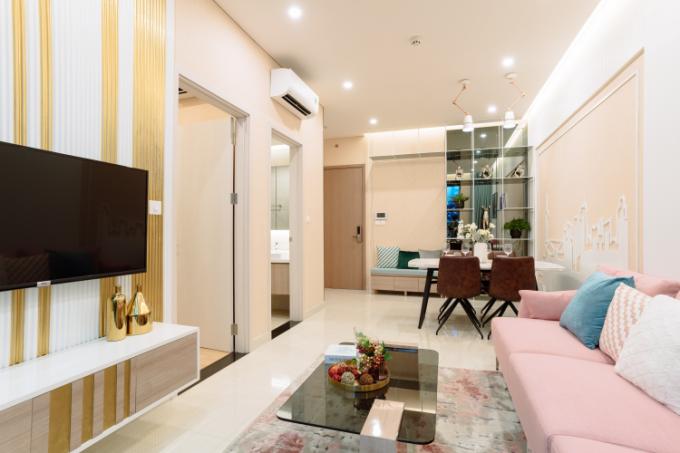 Dự án căn hộ tốt cho sức khỏe thu hút người mua
