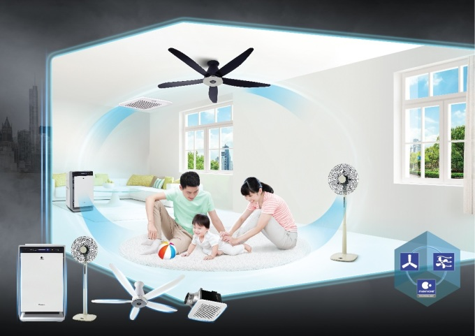Ô nhiễm không khí trong nhà ảnh hưởng đến sức khoẻ