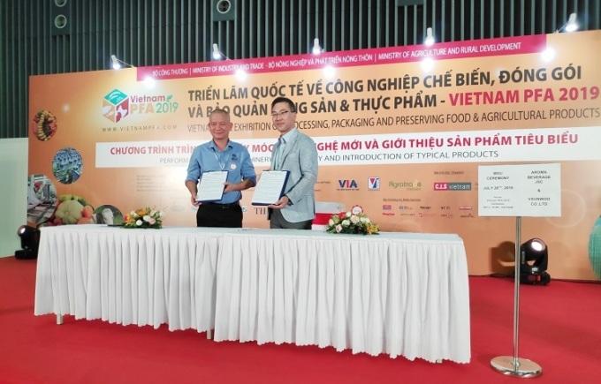 Cơ hội kết nối giao thương doanh nghiệp chế biến nông sản