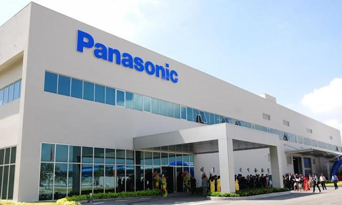 Panasonic chuyển sản xuất đồ gia dụng từ Thái sang Việt Nam
