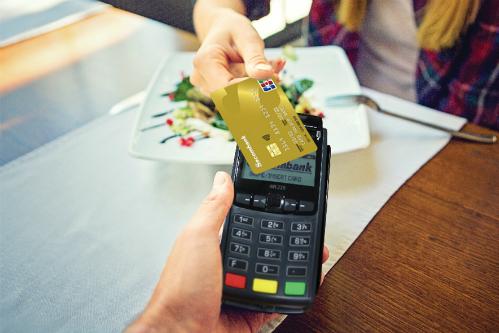 Sacombank tặng vàng cho chủ thẻ tín dụng JCB
