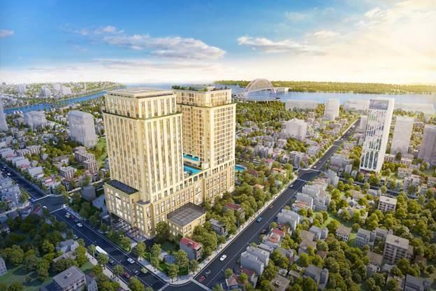 Tập đoàn BRG ra mắt dự án căn hộ cao cấp tại Hải Phòng