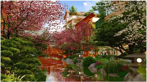 Phú Thọ sắp có công viên khoáng nóng