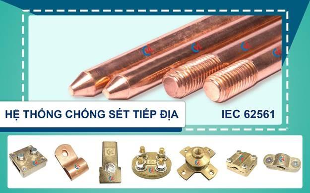 6 lý do nhiều công trình ở Việt Nam chọn cọc tiếp địa thép mạ đồng CVL