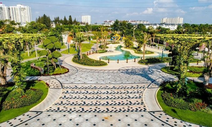 Verosa Park đạt giải Thiết kế kiến trúc cảnh quan nhà ở xuất sắc nhất (Best Housing Landscape Architectural Design) tại Asia Property Awards 2019.