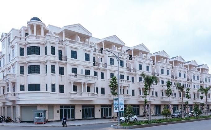 Những lợi thế khi sở hữu nhà phố thương mại tại Gò Vấp