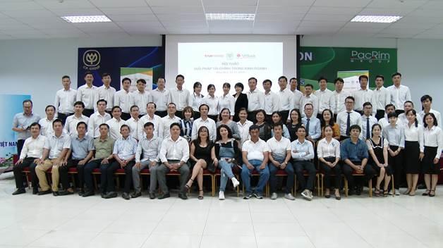 CP Việt Nam mang giải pháp tài chính số hóa đến đại lý