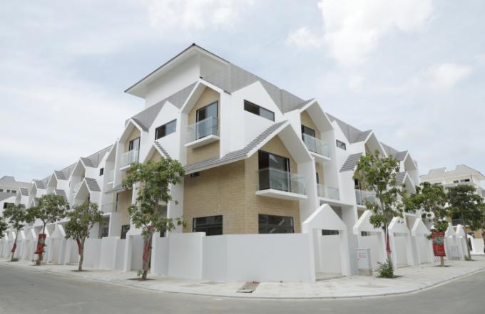 Danh Khôi bàn giao 167 nhà phố Barya Citi đầu tiên cho cư dân