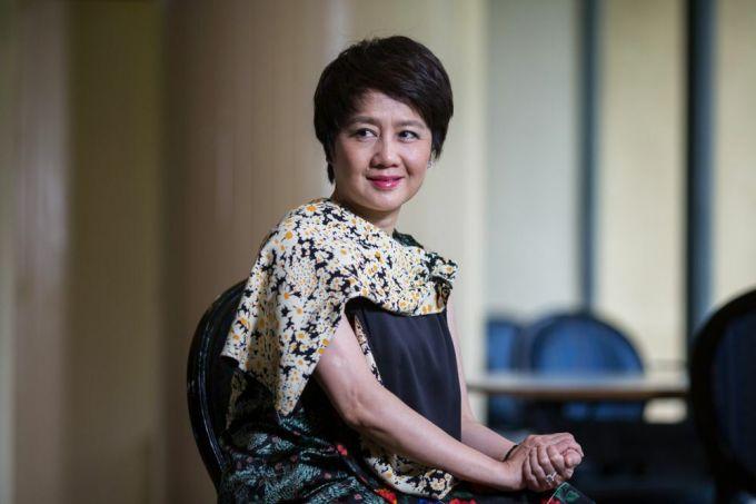 Angela Leong là vợ tư của Stanley Ho. Ảnh: Bloomberg