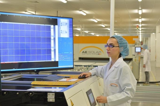 AE Solar giới thiệu giải pháp mớichống giả mạo thương hiệu.