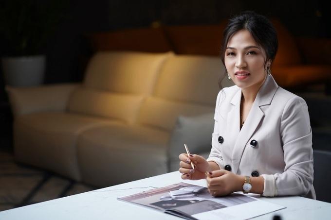 CEO Helen Lan - Nhà sáng lập Nội thất Kenli