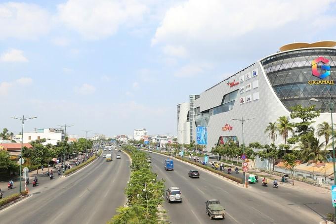 Tiềm năng phát triển khu căn hộ văn phòng khu Đông TP HCM