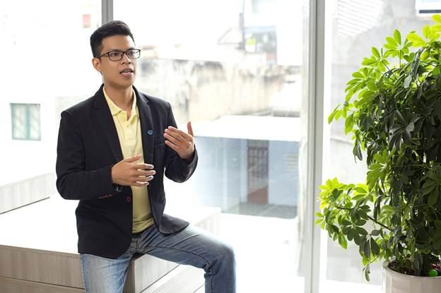 Ông Ngô Hoàng Gia Khánh - Phó tổng giám đốc Phát triển Doanh nghiệp tại Tiki.