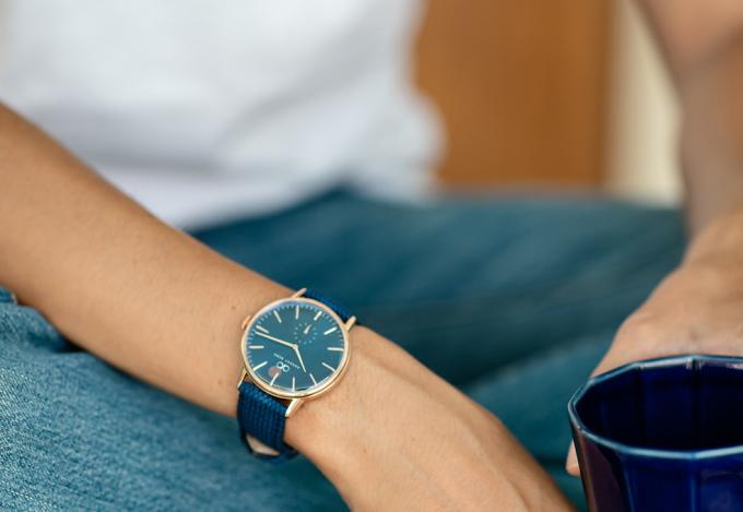 [August Berg: món quà của thời gian - được sáng lập bởi ông Anders Peter Juel Sauerberg - Chủ tịch tập đoàn Norbreeze. Những thiết kế đồng hồ cách tân mang sự khác biệtvà duy nhất để truyền cảm hứng, nhắc nhở chúng ta ý niệm về thời gian,về cách mà mỗi người đang sử dụng.