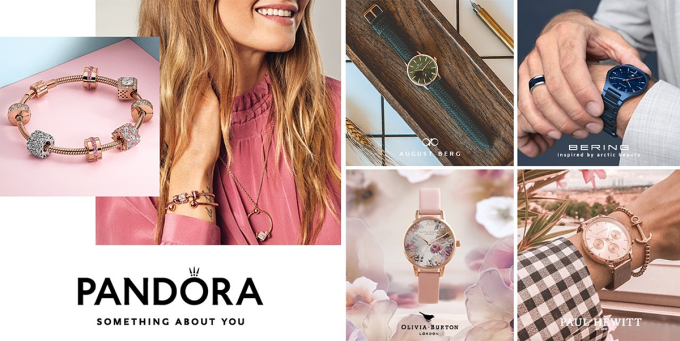 Website Cocomi.vn chuyên đồng hồ và trang sức lần đầu ra mắt