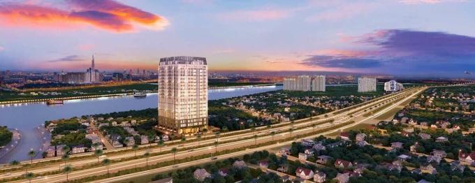 Những tòa nhà phức hợp văn phòng - căn hộ - thương mại đang thu hút nhiều nhà đầu tư.