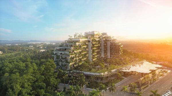 Bất động sản Flamingo Holding Group nổi tiếng với hệ thống forest in the sky (kiến trúc rừng xanh trên cao),tạo nên cuộc sống sang trọng giữa thiên nhiên.