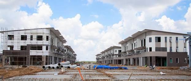 Đô thị vệ tinh Long An hút đầu tư bất động sản - 2