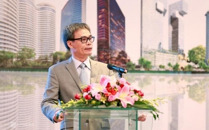 Ông Nguyễn Sỹ Công. Ảnh: CTD.